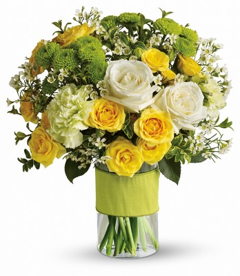 Your Sweet Smile by Teleflora from Backstreet Florist in Harrisburg, AR and Wynne, AR