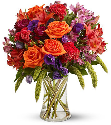 Autumn Gemstones from Backstreet Florist in Harrisburg, AR and Wynne, AR