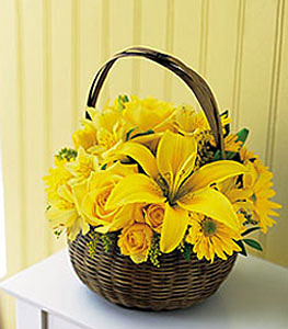Get Better Basket from Backstreet Florist in Harrisburg, AR and Wynne, AR